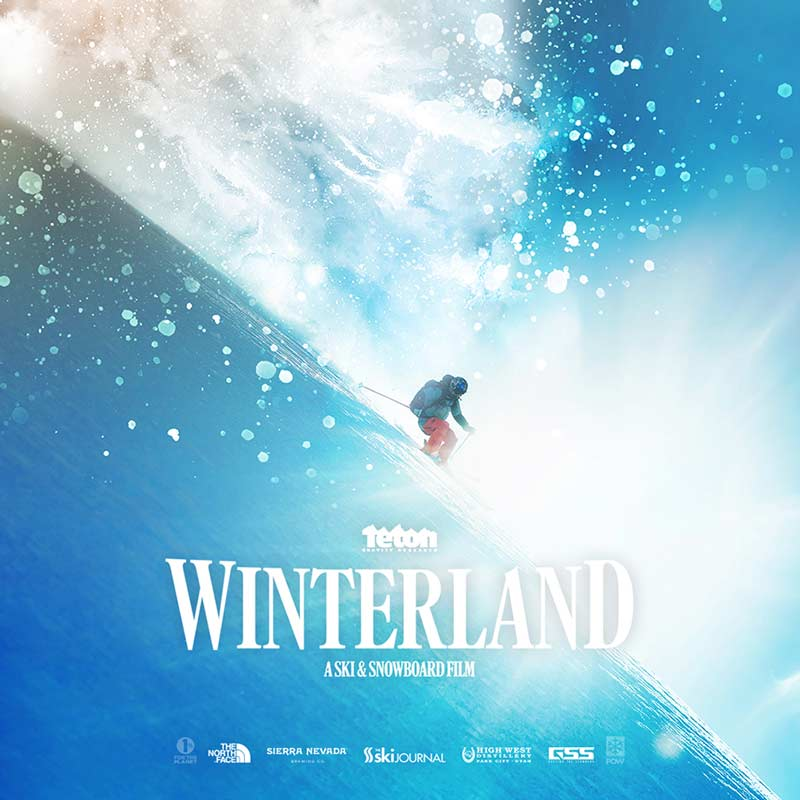 Winterland TGR - Blue Tomato event